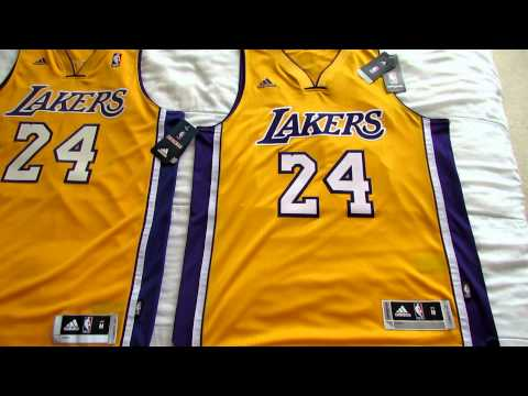 NBA New Swingman Jersey Comparison