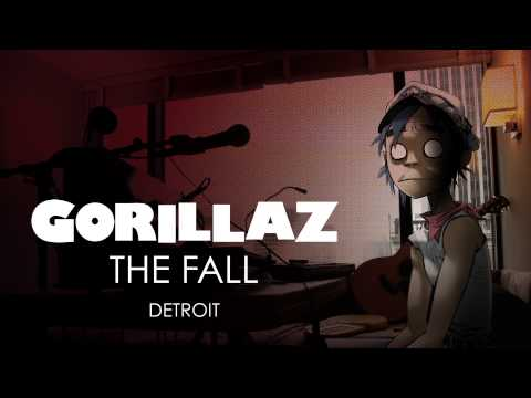 Gorillaz - Detroit - The Fall