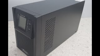 видео ИБП для котла отопления TEPLOCOM-1000
