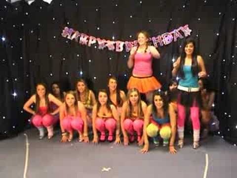 Madison and Lauren's 14th Birthday Party