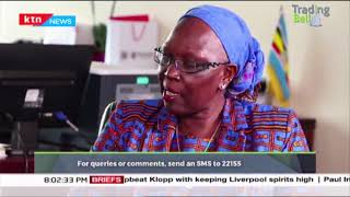 CS Betty C Maina: Ministry of Industrialization, Trade and Enterprise Development  - [Part 1] - | TRADING BELL