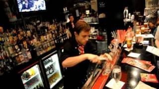 TGI Fridays Bartender Championship Prague 2010 1st place.avi