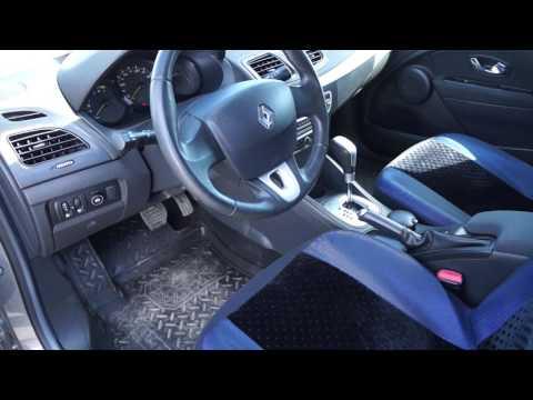 Видеообъявление Renault Megane III, 2012 г.в., Екатеринбург