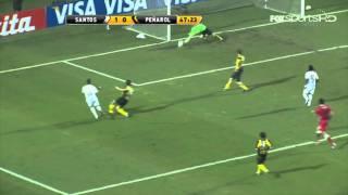 Neymar Vs CA Peñarol Home HD 720p - Copa Libertadores Final By zKMartin