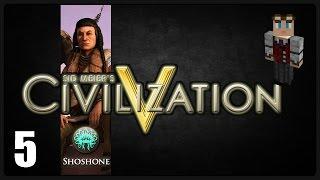 Sid Meier's Civilization V #5 - Hunting Gold