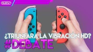 Nintendo Switch Vibración HD ¿Hasta donde llegara? #NintendoSwitch #Switch #E32017 #Videojuegos