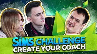 SIMS CHALLENGE: Create your Coach