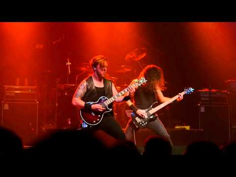 Unleash the archers - Test your metal, Live in Atlanta 2015