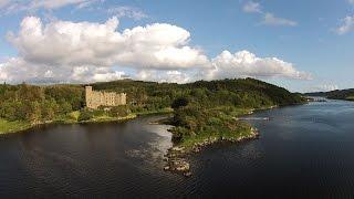 Zapętlaj Dunvegan Castle & Gardens | JOBIMAGE