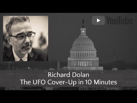 The UFO Cover-Up in 10 Minutes