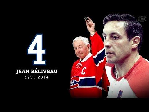Un hommage à Jean Béliveau // Tribute to Jean Béliveau