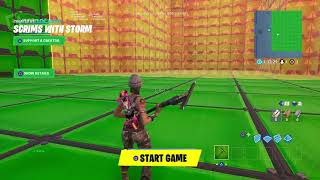 Playing Fortnite geting duds