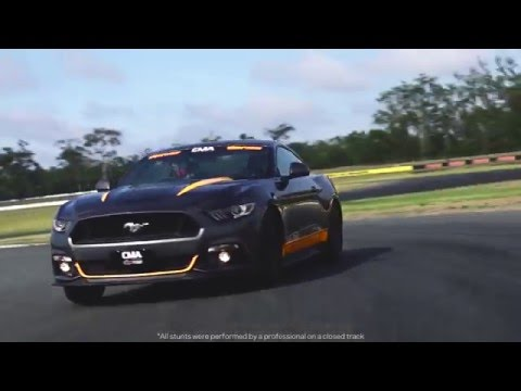Mustang mods australia
