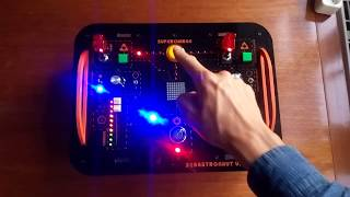Spaceship Control Panel - Arduino Toy Project