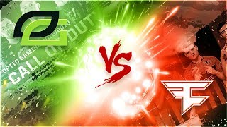 OPTIC GAMING VS FAZE CLAN!! (COD: BO4)