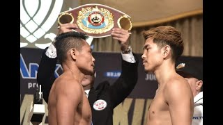 New Year's Eve bout: Nietes targets 4th world title vs Ioka