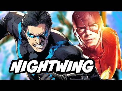 Download Youtube: Titans Nightwing Season 1 Already Has A Spinoff