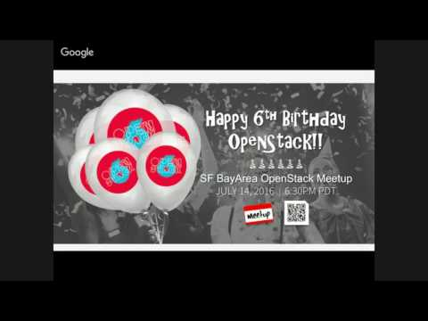 OpenStack 6th Birthday Party and Lightning Talks