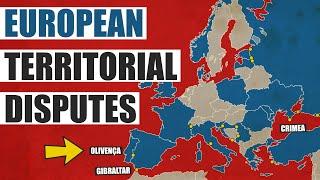 European Territorial Disputes