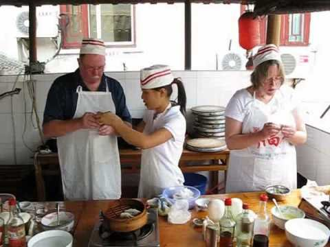 Cooking Class - China