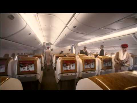 Share a smile in 120 languages | Emirates Airline