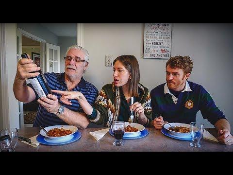 Cocinando Guiso de Lentejas   Plato Típico Argentino
