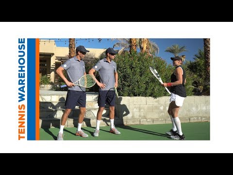 The Bryan Brothers find new doubles partners