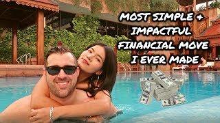 Saving 50 Dollars Per Month Changed My Life