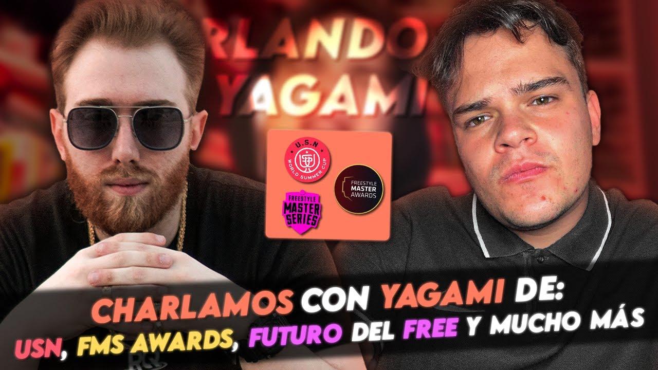 CHARLAMOS CON YAGAMI DE USN, FMS AWARDS, EL FUTURO DEL FREE Y MUCHO MÁS