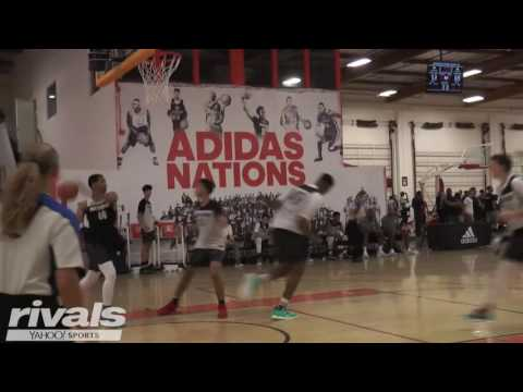 Four-Star PF Alex Reese highlights from Adidas Nations