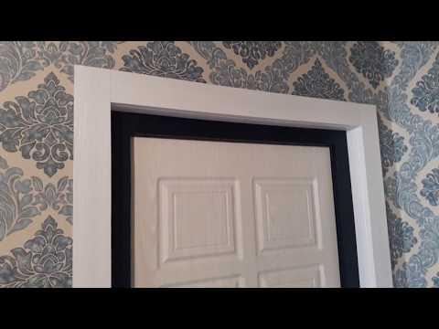 Двери Profil Doors 37x 47x капучино мелинга установка
