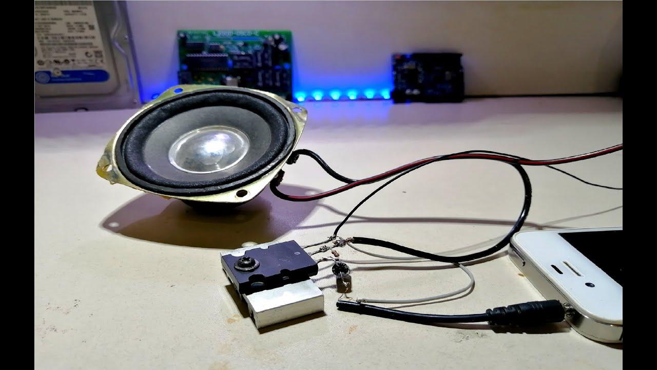 800 WATT Stereo Profesyonel ANFİ YAPIMI(Çok Güçlü)