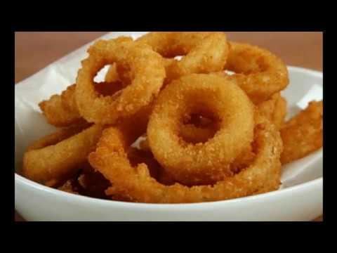 жареные луковые кольца рецепт пошагово