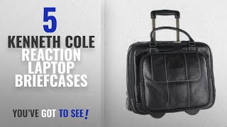 Kenneth Cole Reaction Laptop Briefcases [2018]: Kenneth Cole Reaction Casual Fling Computer