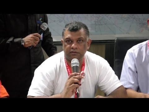 AirAsia's Tony Fernandes describes 'terrible sense of loss'