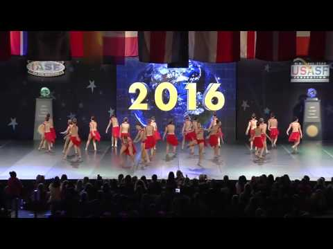 Music City Allstars - Lryical [2016 Large Senior Jazz Finals]