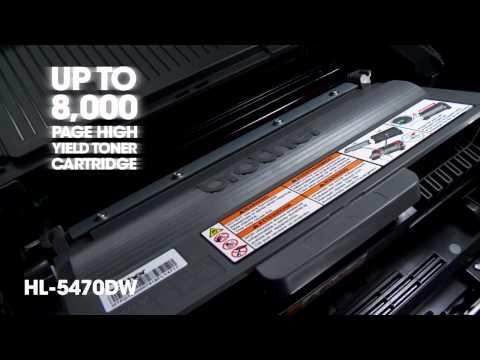 Laser printer -