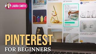 Pinterest for Beginners Thumbnail