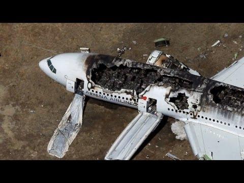 Social media explodes in aftermath of plane crash