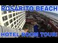 Rosarito Beach Mexico [Episode 2] Rosarito Beach Hotel Suite Room Tour