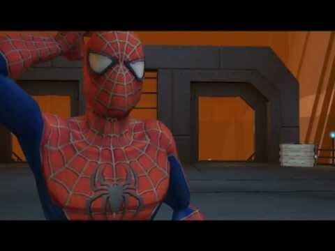 скачать игру через торрент человек паук друг или враг на русском