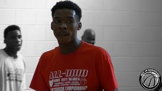 Khalil Iverson & Houston Smith smash WINDMILLS @ All-Ohio Nike City Series