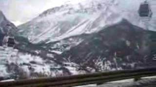 Torino - alps mountain areas