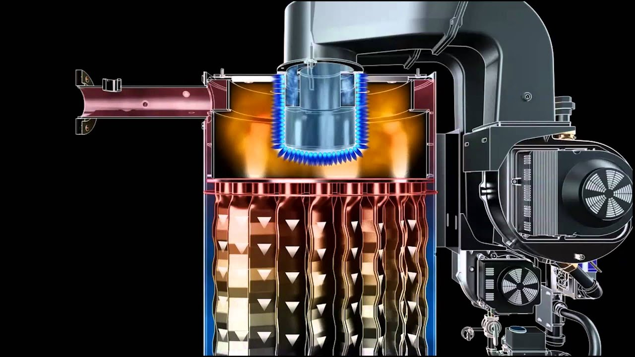Lochinvar's Crest Condensing Boiler Rich with Core Values - YouTube