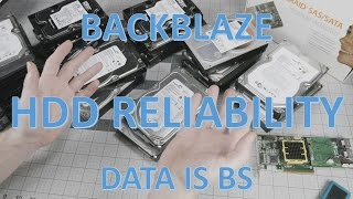 Why Backblaze Hard Drive Reliability Data is BS
