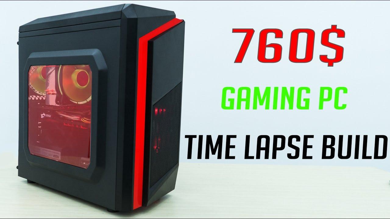 4K – Quá trình lắp ráp PC Gaming 17 triệu 4 | Time Lapse Build