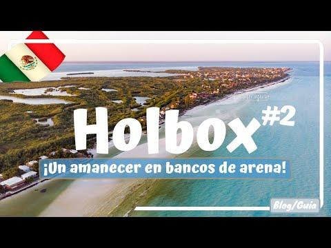 HOLBOX, ISLAS CERCANAS y lugares SECRETOS en la isla más encantadora de México - Luisitoviajero