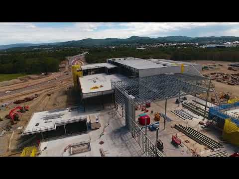 Westfield Coomera | Drone Flyover 4