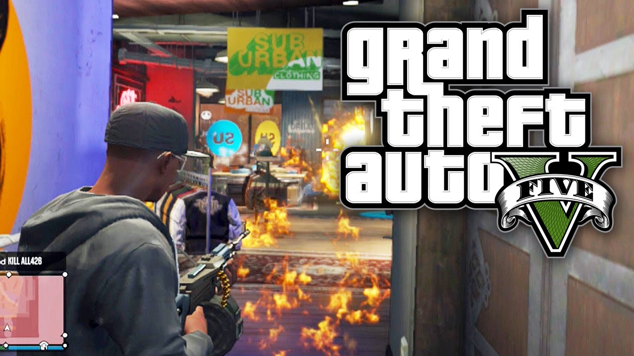 Gta 5 thug life 29 part 2 rockets on sale gta v for Fenetre sale gta 5