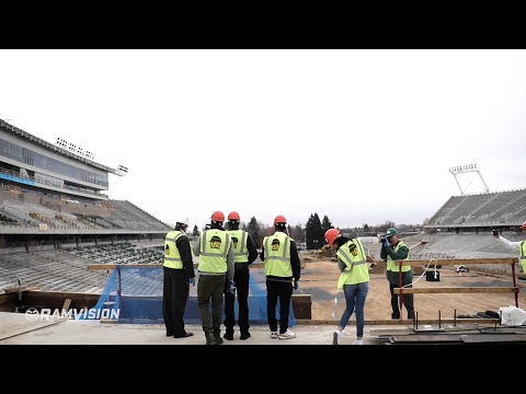 Next Level Rams | Stadium Experience